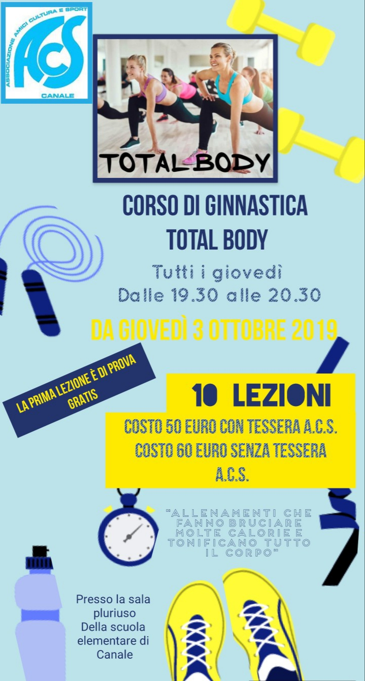 total body2019